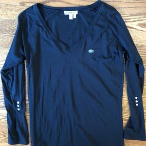 Lacoste black shirt...Size 40 (US 8)